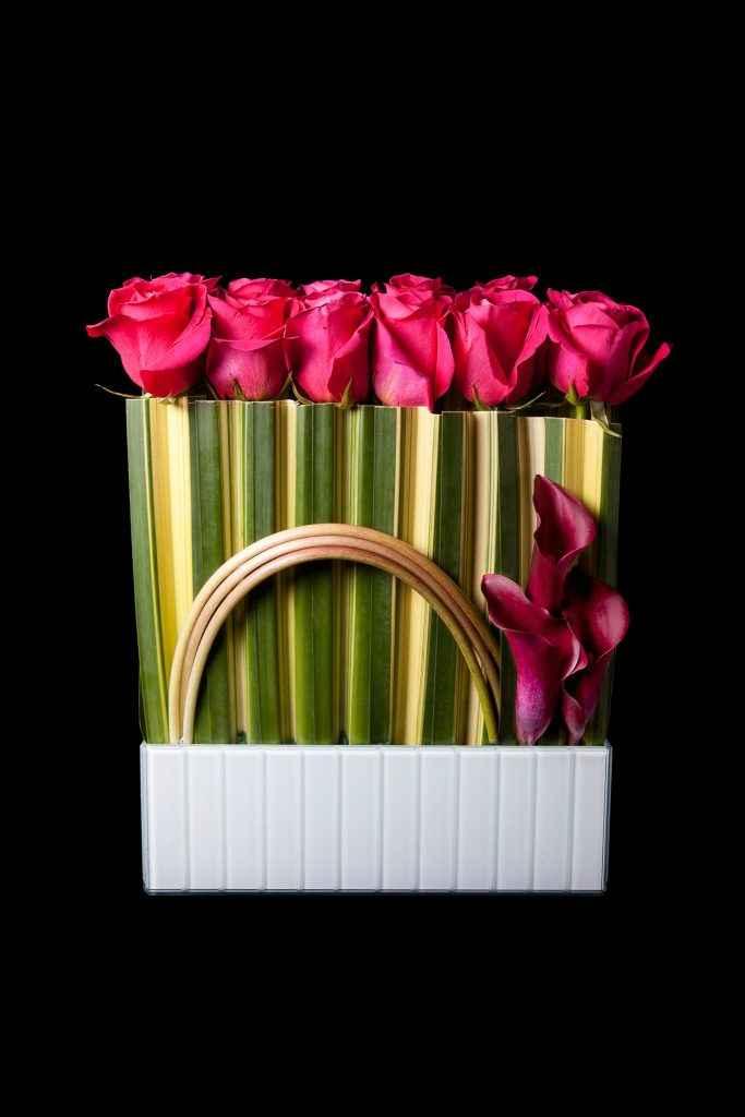 pink rose NYC