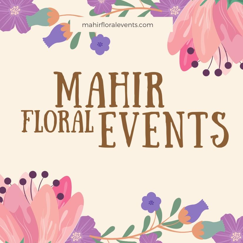 NYC Mahir Floral Events