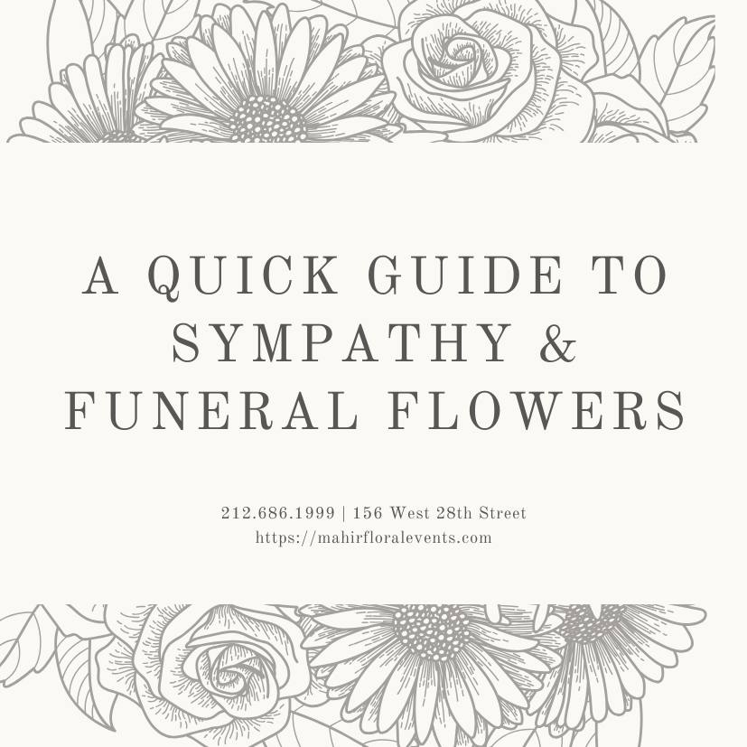 Sympathy & Funeral Flowers